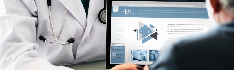 informatie over gezondheid op internet